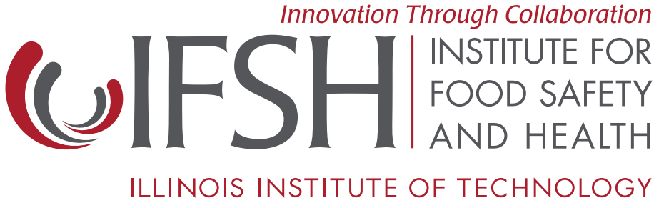 IFSH - INSTITUTE FOR FOOD SAFETY AND HEALTH Logo