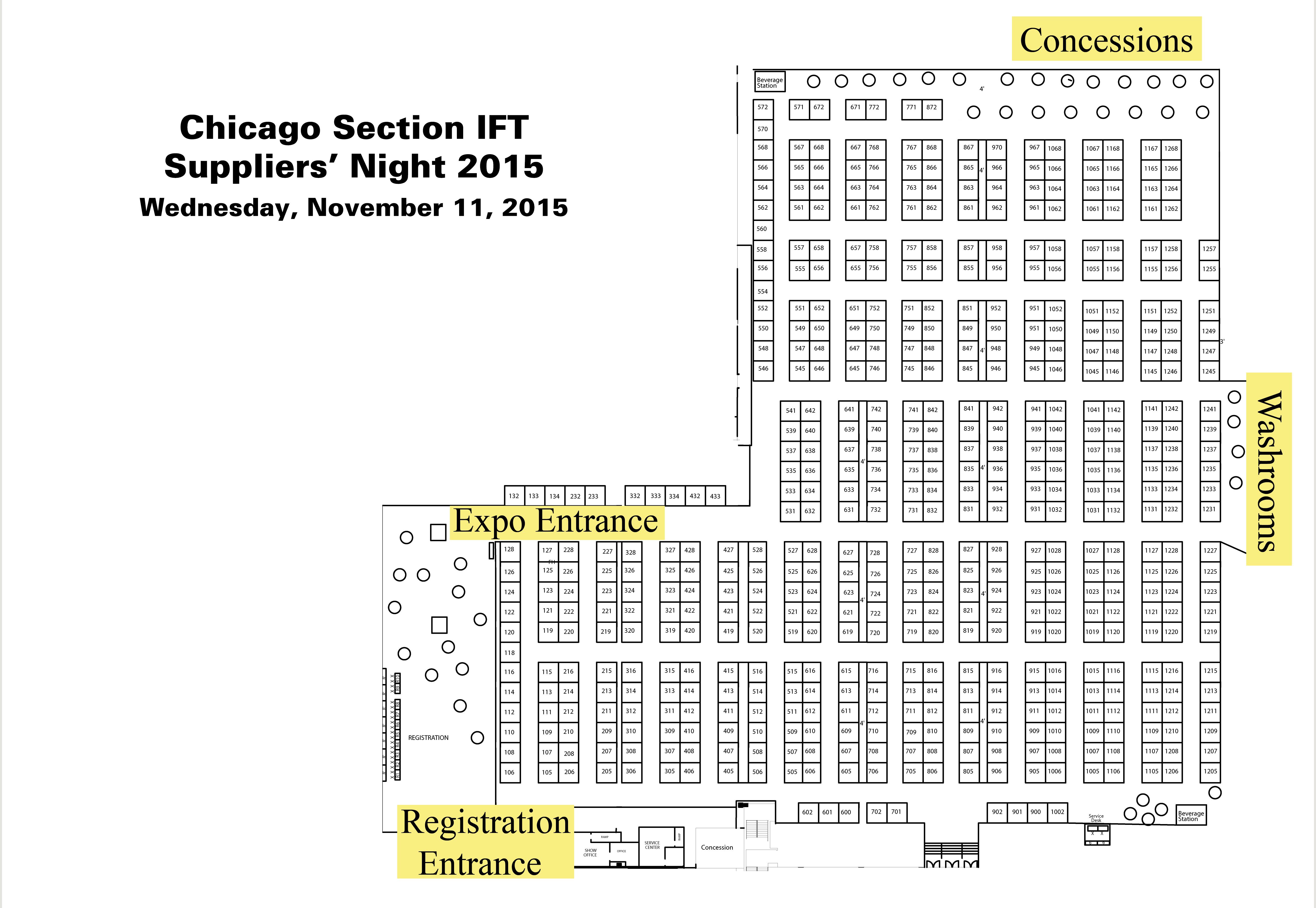 chicago ift suppliers u0027 night 2015